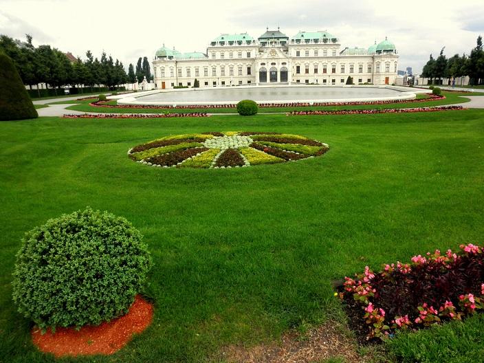 Castelul Belvedere, Viena