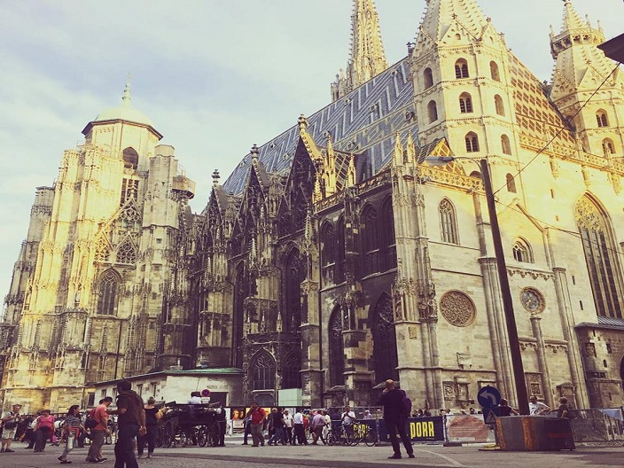 Catedrala St. Stephan Viena Blog Calator