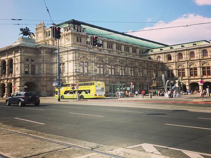 Opera din Viena Blog Calator