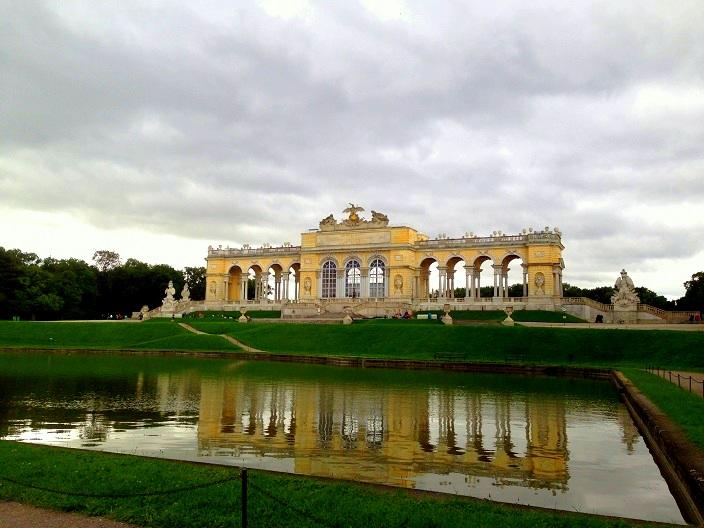 Gloriette Viena Blog Calator