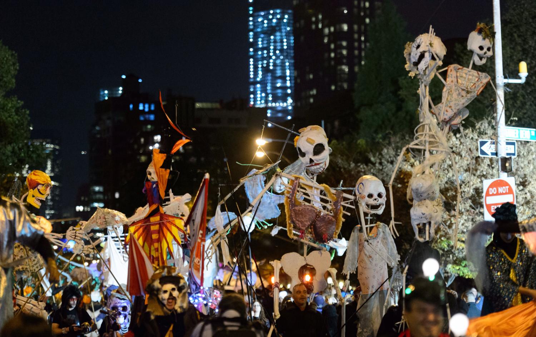 blog calator captivante locuri de halloween new york