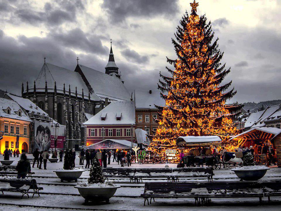 Târguri de Crăciun din România - Brasov Blog Calator