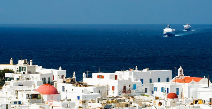 Insula Mykonos Grecia Blog Calator