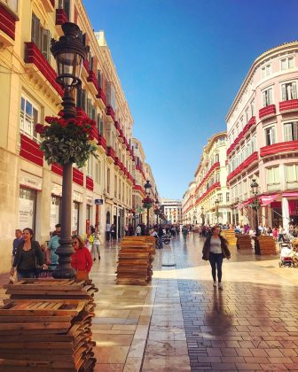 ce vizitam in Malaga