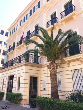 Gibraltar city Hall