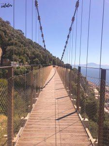 Windsor Bridge Gibraltar