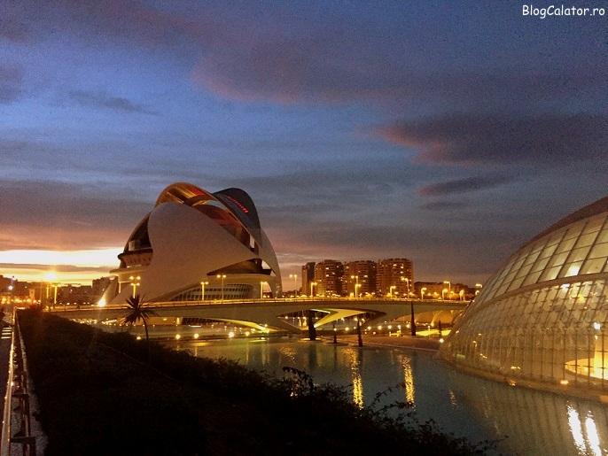 Orasul Artelor si Stiintelor, Valencia
