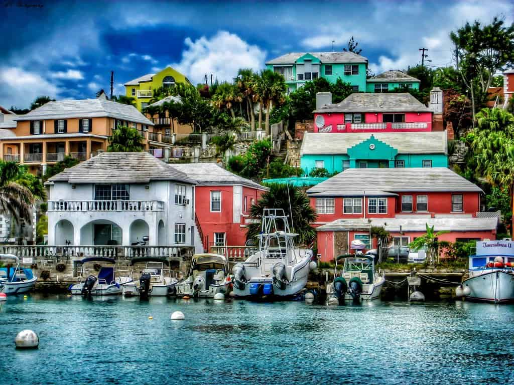top 5 destinatii vara 2017 insulele bermude mare albastra case frumoase by blog calator