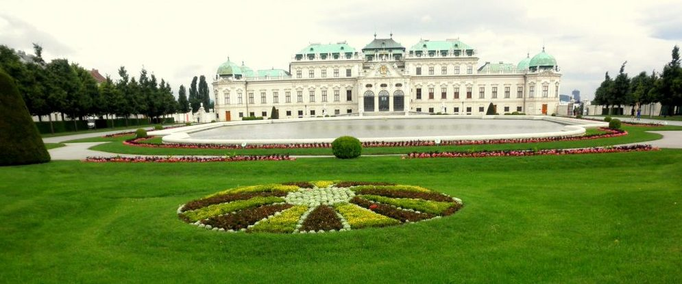 Castelul Belvedere Viena Blog Calator