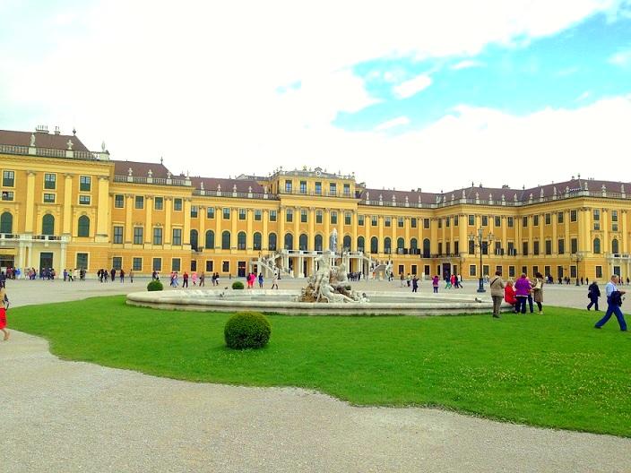 Palatul Schonbrunn, Viena Blog Calator