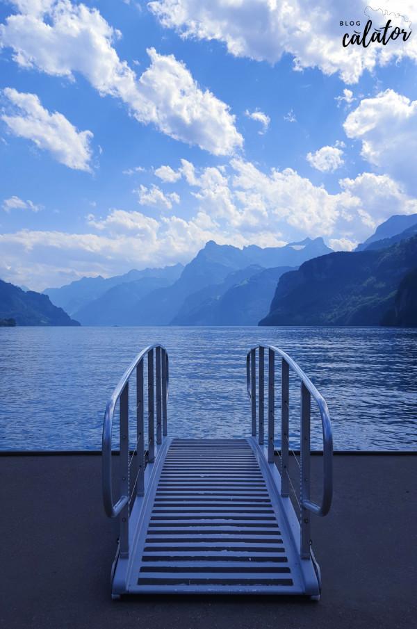 lacul lucerne brunnen by blog calator