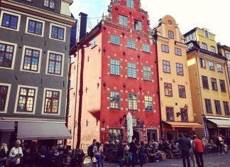 Gamla Stan Stockholm Blog Calator