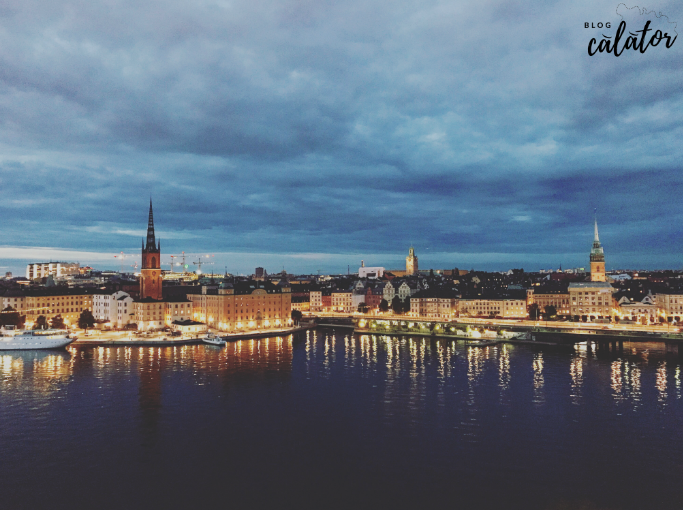 Monteliusvagen Stockholm Blog Calator
