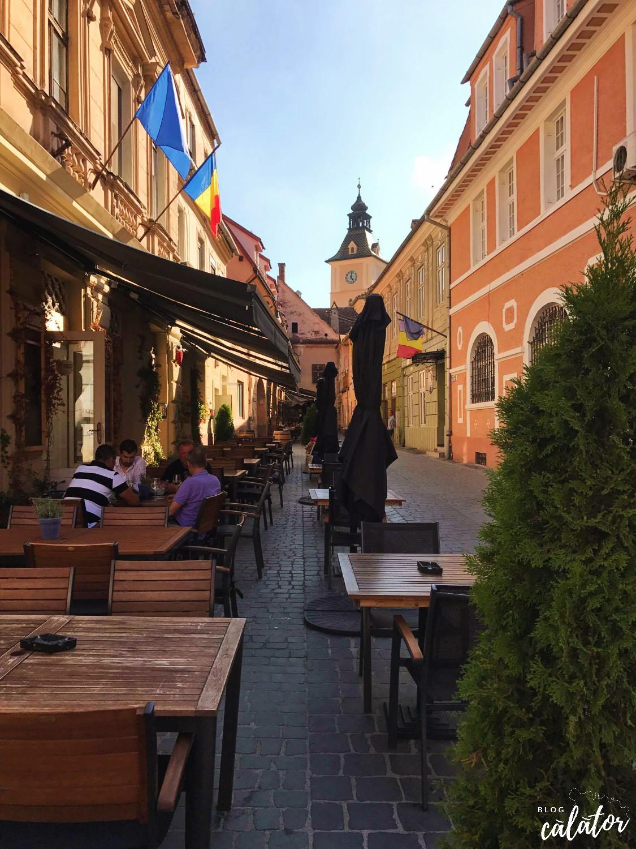 pietonala brasov 7 lucruri de făcut în brașov blog calator