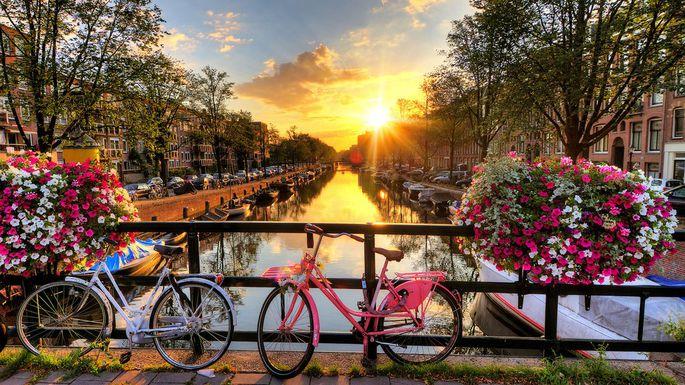 Amsterdam Olanda Blog Calator