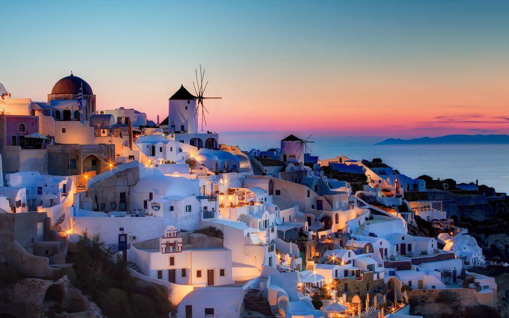 Insula Santorini Grecia Blog Calator