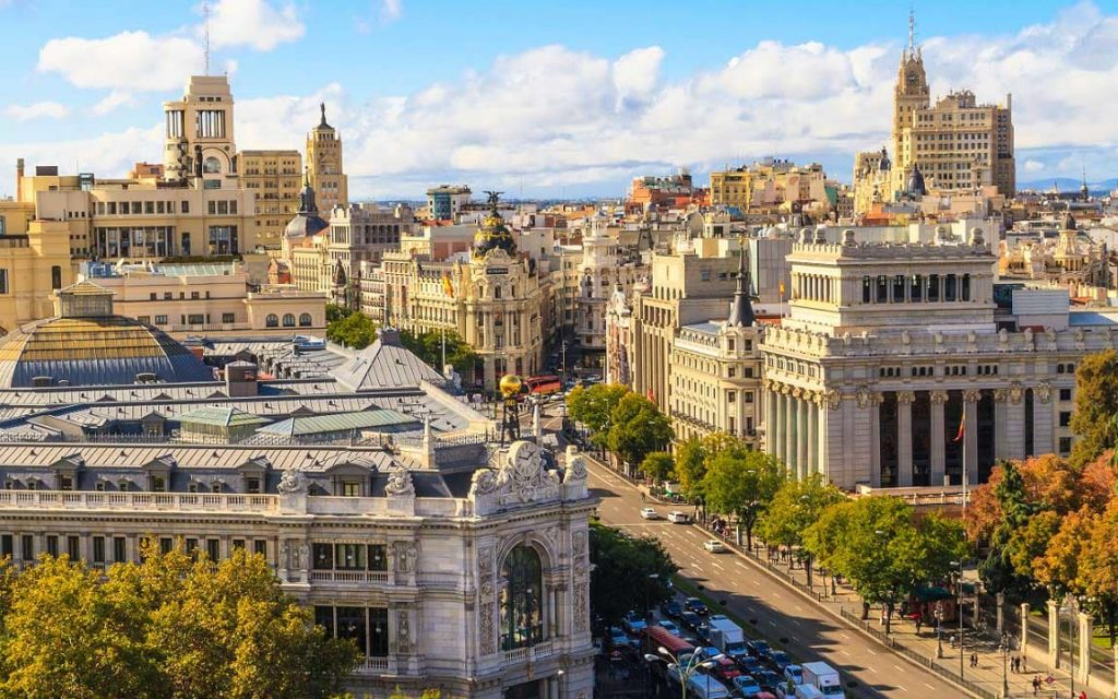 Madrid Spania Blog Calator