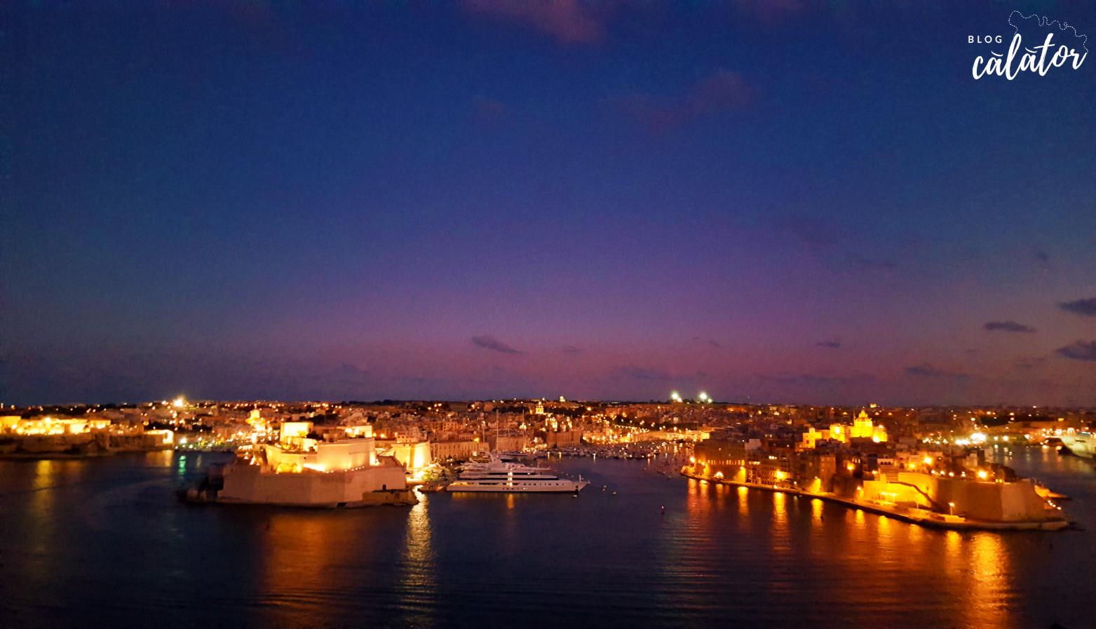 malta destinație de vacanță blog calator portul din valetta