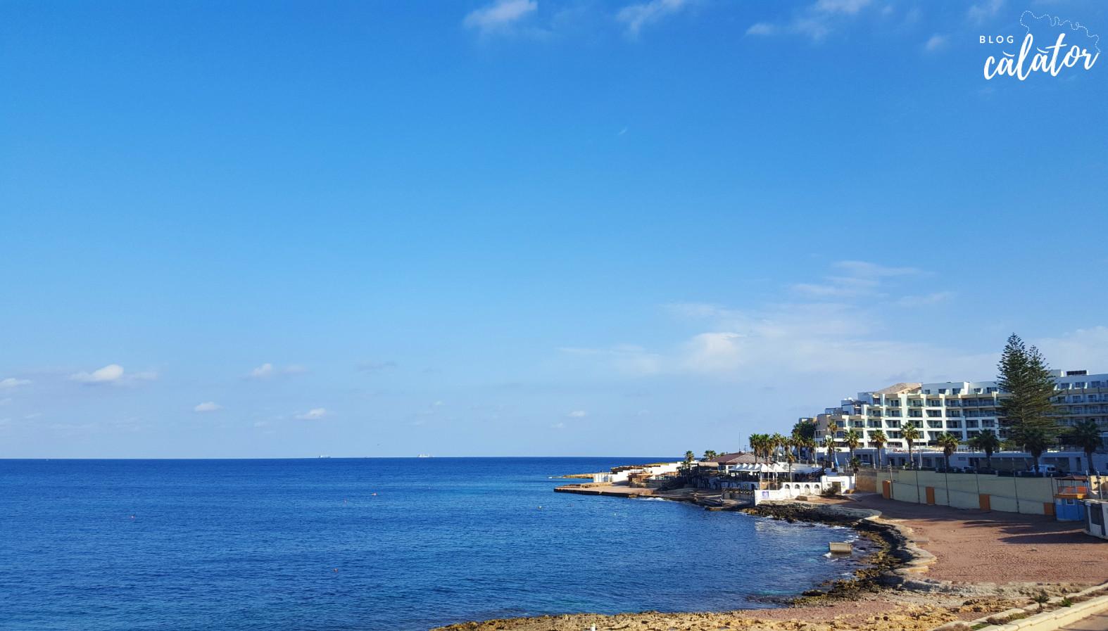 malta destinație de vacanță st paul bay blog calator