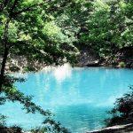 Lacul Albastru Baia Sprie Maramures