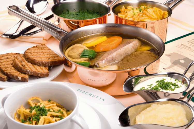 Tafelspitz la restaurant Plachutta Viena Blog Calator