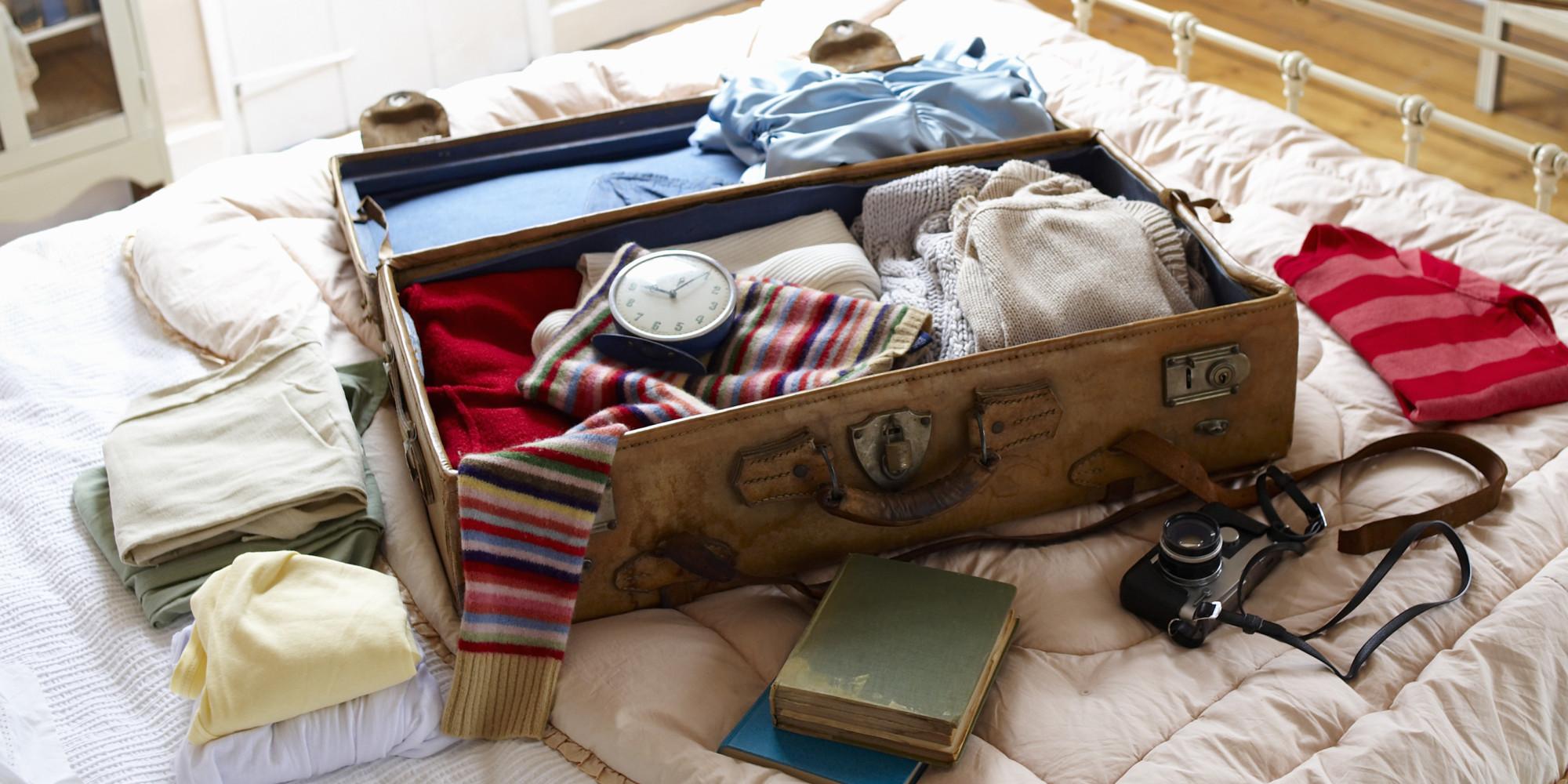 bagajul de mână călătorii cum să împachetăm deștept blog calator