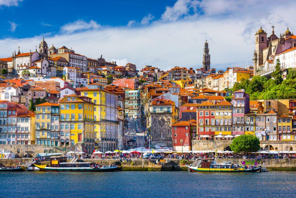 Orasul Porto, cea mai buna destinatie a anului 2019