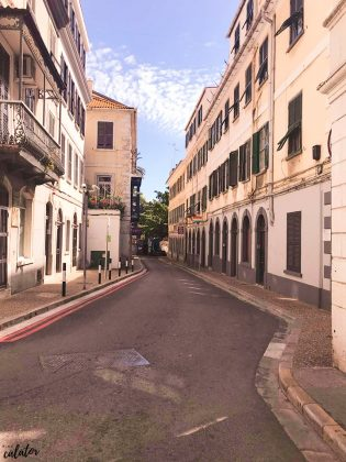 Streets of Gibraltar